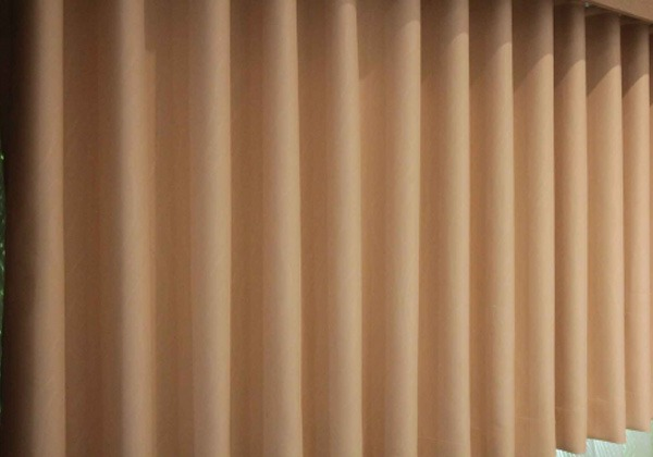 Curtain Ripple Fold
