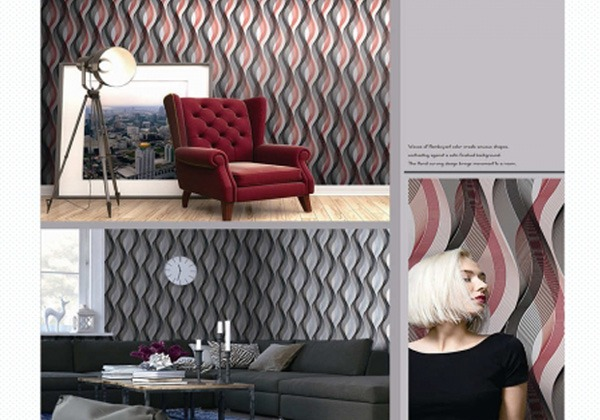 WALLPAPER | CHIC GEOMETRY COLLECTION